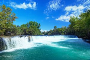 Manavgat waterfall, Turkey